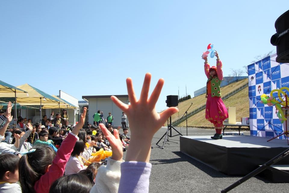 エミリー☆ファミリーコンサート@アルバック九州ファミリーデー