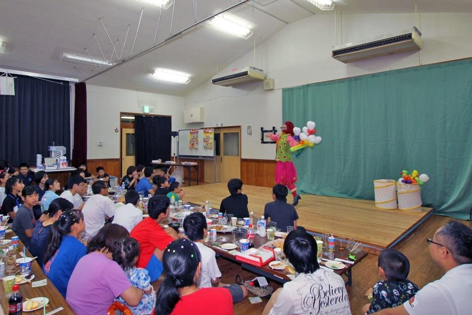 エミリー☆ファミリーコンサート@桜島学園