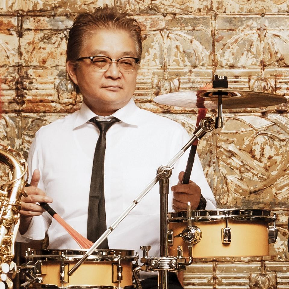 Hiroshi Goto - Drums - 後藤浩(ドラム&パーカッション)