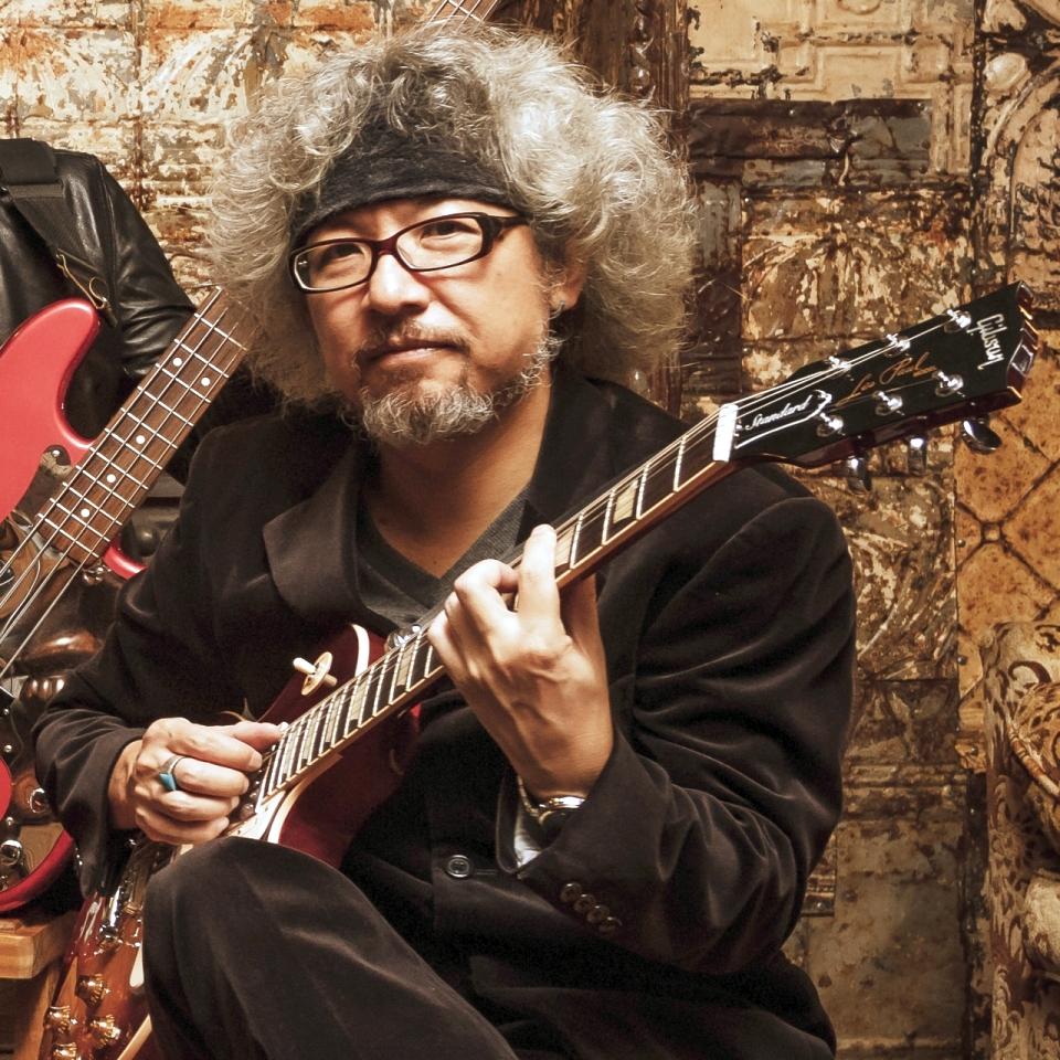 Kazupico Isoyoung - Guitar - 磯山和彦(ギター)