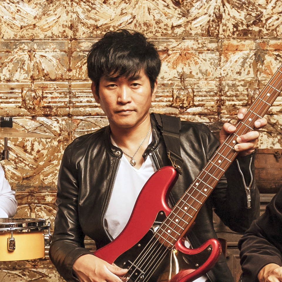 Naoki Iriono - Bass - 入尾野直樹(ベース)