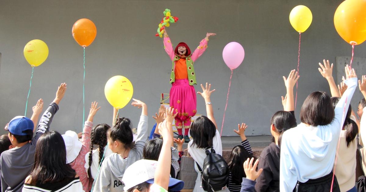 エミリー☆ファミリーコンサート@湧水町秋まつり・農林商工祭