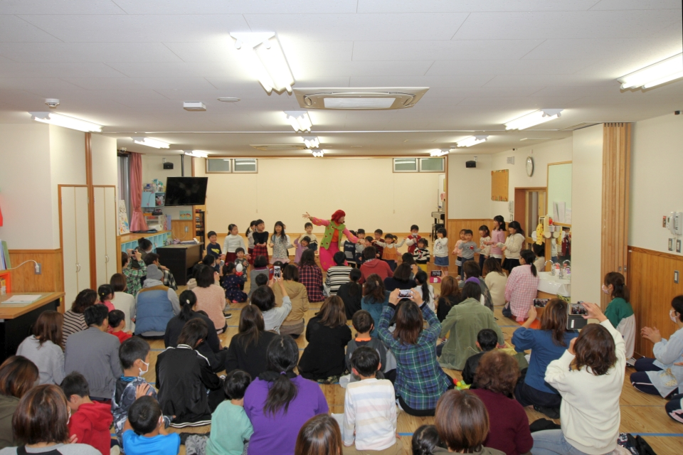 エミリー☆ファミリーコンサート@南光保育園「親子で楽しめる音楽コンサート」