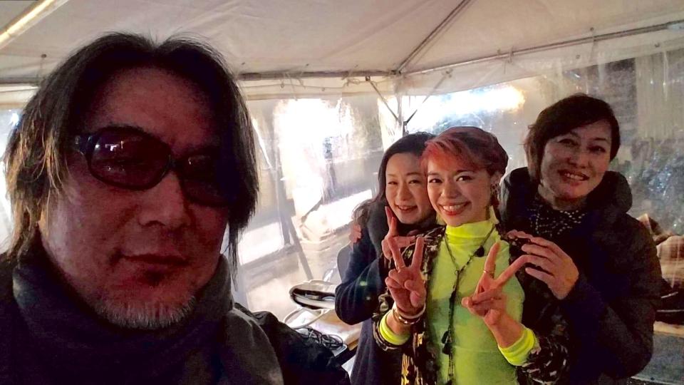 奥村和彦さん、西田千穂さん、EMILY、きたぞのまゆみさん