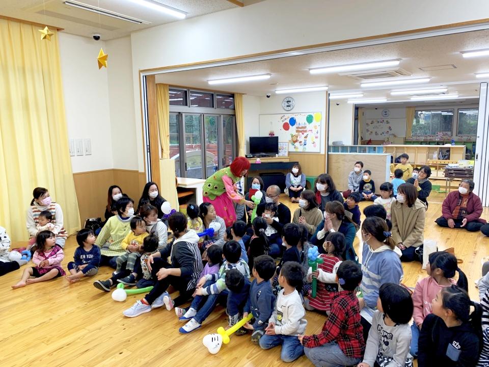 エミリー☆ファミリーコンサート@みどり保育園