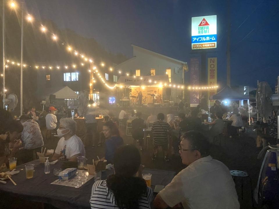 企業努力によって無事開催された 霧島 Jazz Night Summer 2020