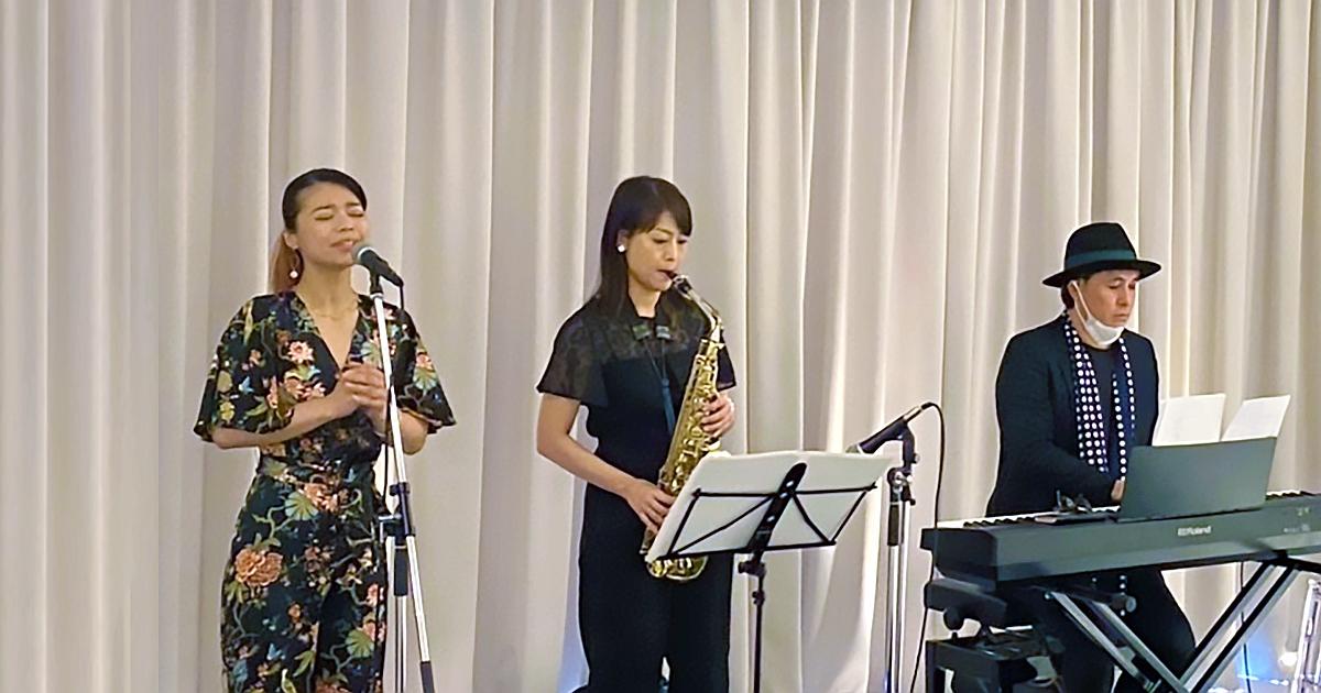 ブライダル演奏@シーサイド平川 MASARU