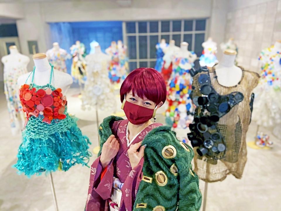 KAZUHIRO HAKATA ゴミコレ吹上浜2019-2020 エキシビジョン 「人と海の協働」@トマルビル